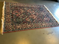 Colorful carpet for foyer Bellefontaine, 43311