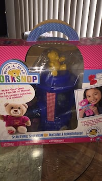 Build a bear machine with bears and accessories Dearborn, 48126