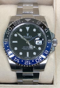 ROLEX GMT MASTER II BATMAN NEW!  Costa Mesa, 92627