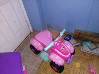 toddler's pink and purple ride on toy Marshallton, 17866