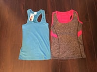 Girls size small (one new with tags, one gently used)  Milton, L9T 2R1