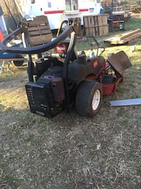 Black and red zero turn mower Riverdale Park, 20737
