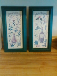 Framed Herb Paintings Knoxville, 37923