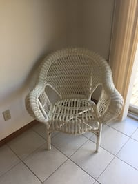 Wicker chair Innisfil, L0L 1C0