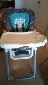 Graco high chair excellent condition Toronto, M9A 4M6