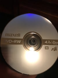 Maxell DVD-RW Media Storage-4.7GB Jonestown, 17038