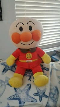 Anpamman plush toy