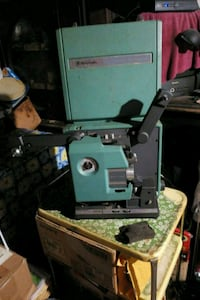 Bell and Howell projector  Margaretville, 12455