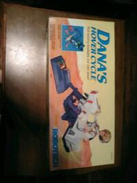 1985 matchbox dana's hover cycle.  New in open bo  Noblesville, 46062