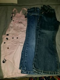 Girls 4t clothing lot squeeze & old navy