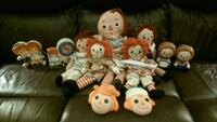 Raggedy Ann and Andy Collection. Saint Joseph, 49085