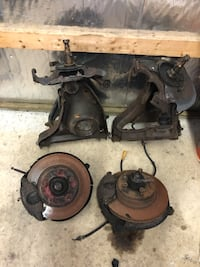 1996 Impala SS spindles and control arms Freehold, 07728