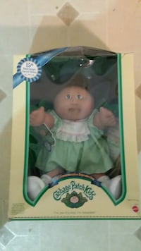 Cabbage Patch doll Omaha, 68154