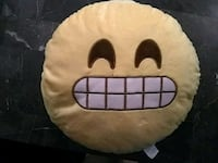 yellow Emoji pillow Gold River, 95670