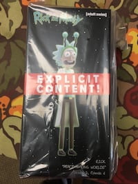 Loot  Crate Exclusive  Rick and Morty