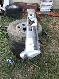 Chevy Elcamino rear bumper Los Angeles, 91343