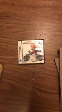Nintendo ds mario kart game case Washington, 20005
