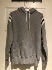 Men's Grey Champion Hoodie Bethlehem, 18018