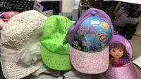 Girls Hats for Spring