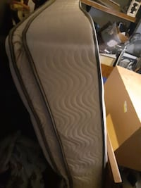 Reduced King pillow top Brand new