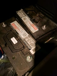 6 used group 31 interstate batteries