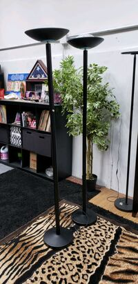 2 Dimmable Floor Lamp