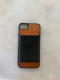 iPhone 8 Wallet phone case  - Jimmy Case Asheville