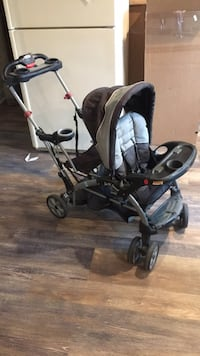 Baby Trend Sit&Stand Double Stroller Virginia Beach, 23454