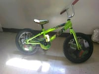 toddler's green and black bicycle Johnson City, 37601