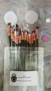 20pce makeup brush set 2347 mi
