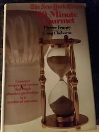 The New York Times 60-Minu-Minute Gourmet cookbook Ocala, 34481