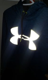 black and white Under Armour printed jacket Dartmouth, B2X 1M9