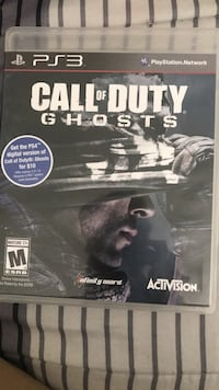 pS3 game only used once San Diego, 92105