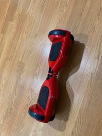 red hoverboard basically new Plantation, 33323
