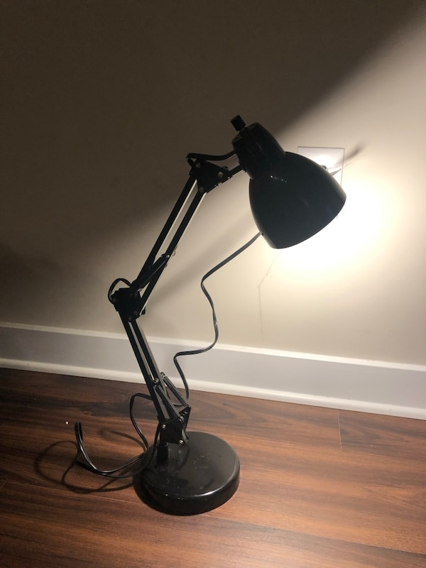 Extendable Table Lamp