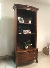 Gorgeous Shelf with hutch and drawers  San Diego, 92128