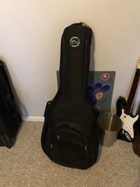 Applause by Ovation guitar and case Gum Spring, 23063