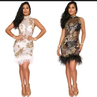 ladies fitted dress Chicago