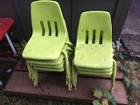 Toddler kids chairs New Westminster, V3M