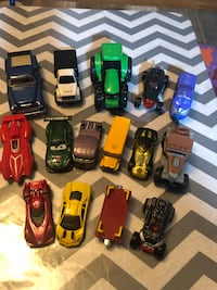 Play cars lot Woodbridge, 22192