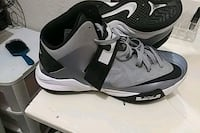 Lebrons zoom soldiers 6 ....size 12
