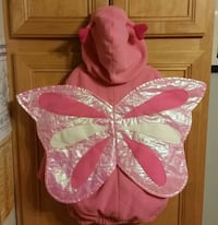 Old Navy Butterfly Costume / jacket 2T - 3T Westchester, 60154