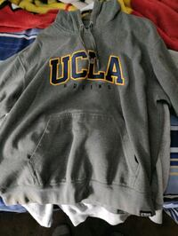 gray UCLA  pullover hoodie size large San Jose, 95148