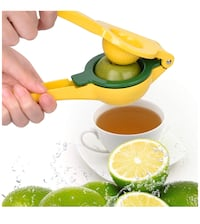 Brand new Lemon Lime Squeezer Manual Citrus Press Juicer