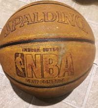 Leather Basket Ball and Bowling Ball