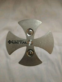 "Factory Metal Percussion Celtic Bell 10"" Cymbal  Vancouver, V5K 2B1"