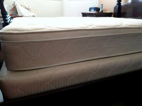 DELUX 9 Inches Thick Queen Mattress only