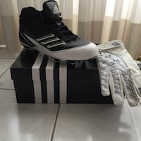Adidas Football /Rugby Cleats Vaughan, L0J