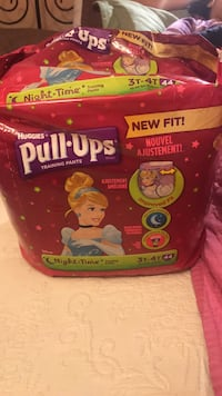 Huggies Pull-Ups diaper pack 49 km