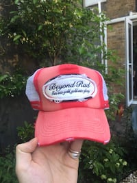Used Beyond Rad SnapBack truckershat for sale in London - letgo 0e16a3c0d1d